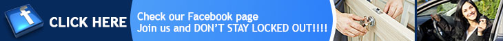 Join us on Facebook - Locksmith Galena Park